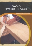 BASIC STAIRBUILDING - DVD