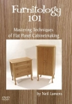 FURNITOLOGY 101: MASTERING TECHNIQUES OF FLAT PANEL CABINETMAKING