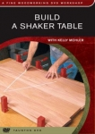 BUILD A SHAKER TABLE - DVD