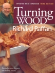 RICHARD RAFFAN'S NEW TURNING BOOK AND DVD SET