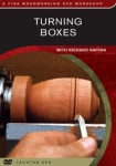 TURNING BOXES - BOOK AND DVD