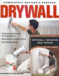 DRYWALL: HANGING AND TAPING. BOOK AND DVD SET