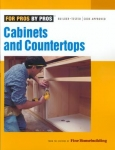 FOR PROS BY PROS: CABINETS AND COUNTERTOPS