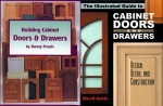 CABINET DOORS AND DRAWERS BOOK SET