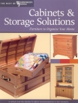 CABINETS & STORAGE SOLUTIONS, Best of Woodworkers Journal