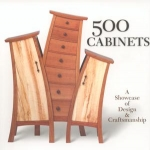 500 CABINETS: A SHOWCASE OF DESIGN & CRAFTSMANSHIP