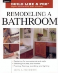 BUILD LIKE A PRO: REMODELING A BATHROOM