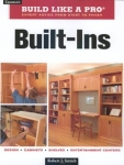 BUILD LIKE A PRO: BUILT-INS