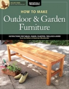 How to Make Outdoor & Garden Furniture Cover