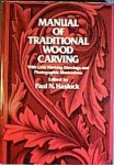 MANUAL OF TRADITIONAL WOOD CARVING *Dover*
