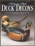 ANTIQUE STYLE DUCK DECOYS