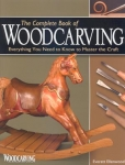 THE COMPLETE BOOK OF WOODCARVING#
