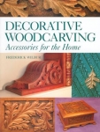 DECORATIVE WOODCARVING: Accessories for the Home