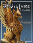 Fantasy & Legend Scroll Saw Puzzles: Patterns & Instructions for Dragons, Wizard