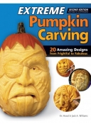 Extreme Pumpkin Carving Cover
