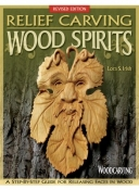 Relief Carving Wood Spirits cover
