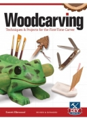woodcarving revised and expanded cover