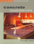 CONCRETE COUNTERTOPS: DESIGNS, FORMS, AND FINISHES