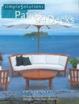 SIMPLE SOLUTIONS: PATIOS AND DECKS