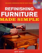 Refinishing Furniture Made Simple cover