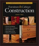 THE COMPLETE ILLUSTRATED G/T FURNITURE AND CABINET CONSTRUCTION