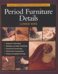 THE COMPLETE ILLUSTRATED G/T PERIOD FURNITURE DETAILS