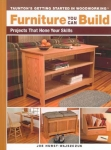 GETTING STARTED IN WOODWORKING: FURNITURE YOU CAN BUILD