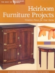 HEIRLOOM FURNITURE PROJECTS (Best of WWJ)