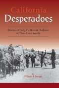 CALIFORNIA DESPERADOS cover image
