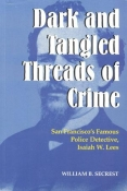 DARK AND TANGLED THREADS OF CRIME. cover image